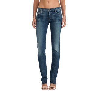COH Citizens of Humanity Ava Straight Leg Jeans 28
